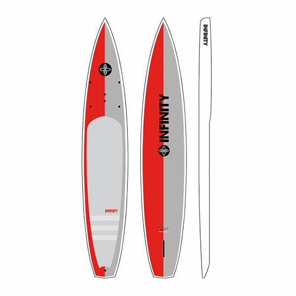 Infinity SUP Wide Aquatic shape image