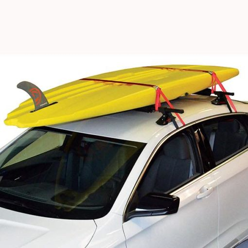 Malone VersaRail on car with paddleboard image