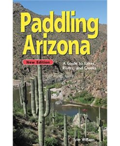 Paddling Arizona paperback cover