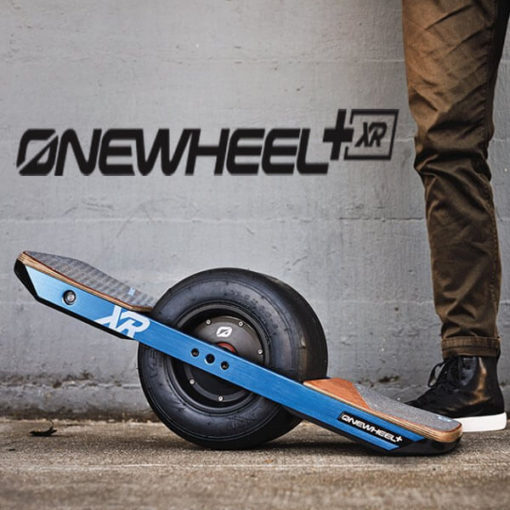 The new Future Motion OneWheel Plus XR. main image