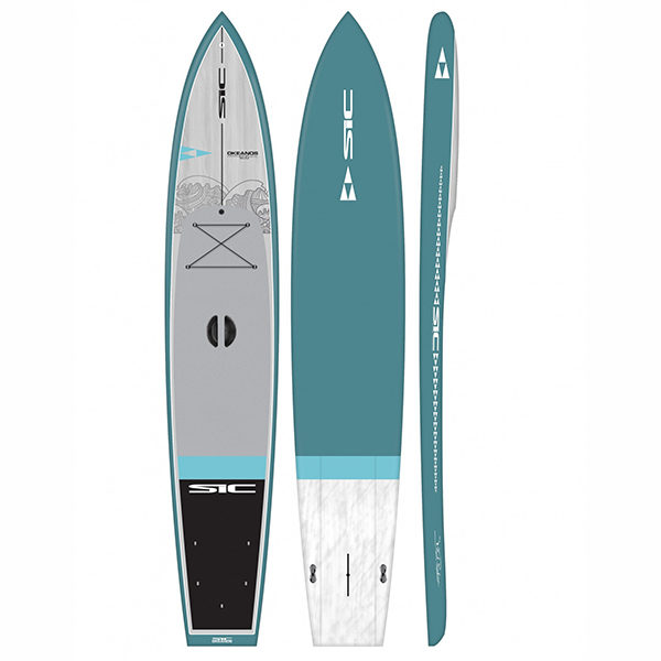 "New 2019 Okeanos 12.6' x 27.5"" touring SUP by SIC Maui image"
