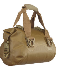 Side view of the Watershed Ocoee Coyote Dry Bag available at Riverbound Sports Paddle Company.